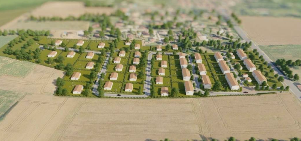 Terrain à vendre à Villenouvelle - Le Souleilla